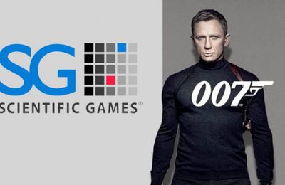 Scientific Games s'arroge les droits de James Bond