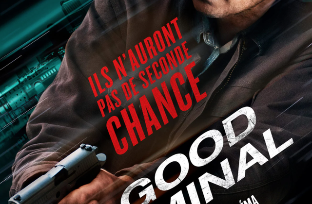 Critique Ciné : The Good Criminal (2020)