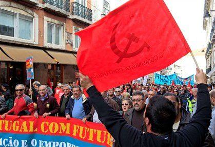 Succès historique de la grève générale au Portugal à l'appel de la seule CGTP : « une des plus grandes grèves depuis la révolution des œillets »