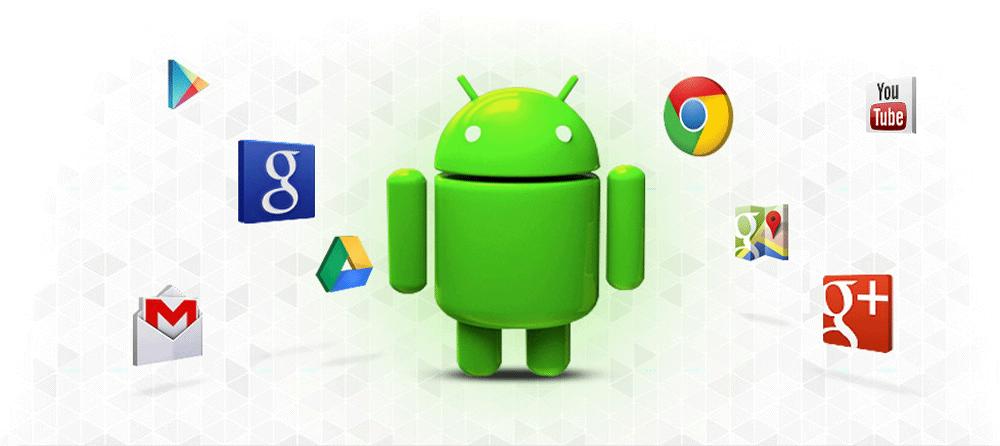 Plus de services Google pour certaines versions Android