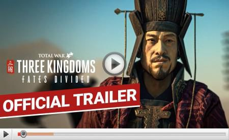 [ACTUALITE] Total War: Three Kingdoms : Fates Divided - Il arrive le 11 mars