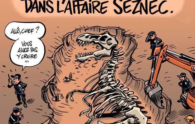 Affaire Seznec : Un peu de généalogie...