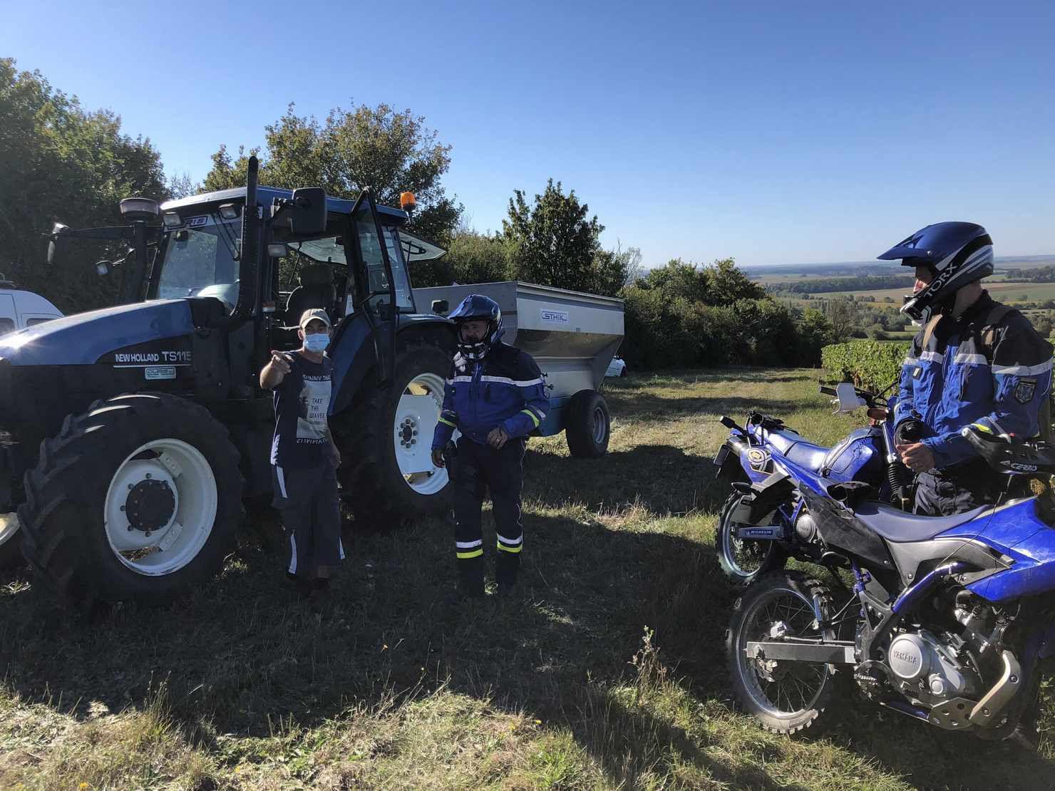 Cellule de renseignement Demeter : quand la gendarmerie se met au service de l'agro-industrie