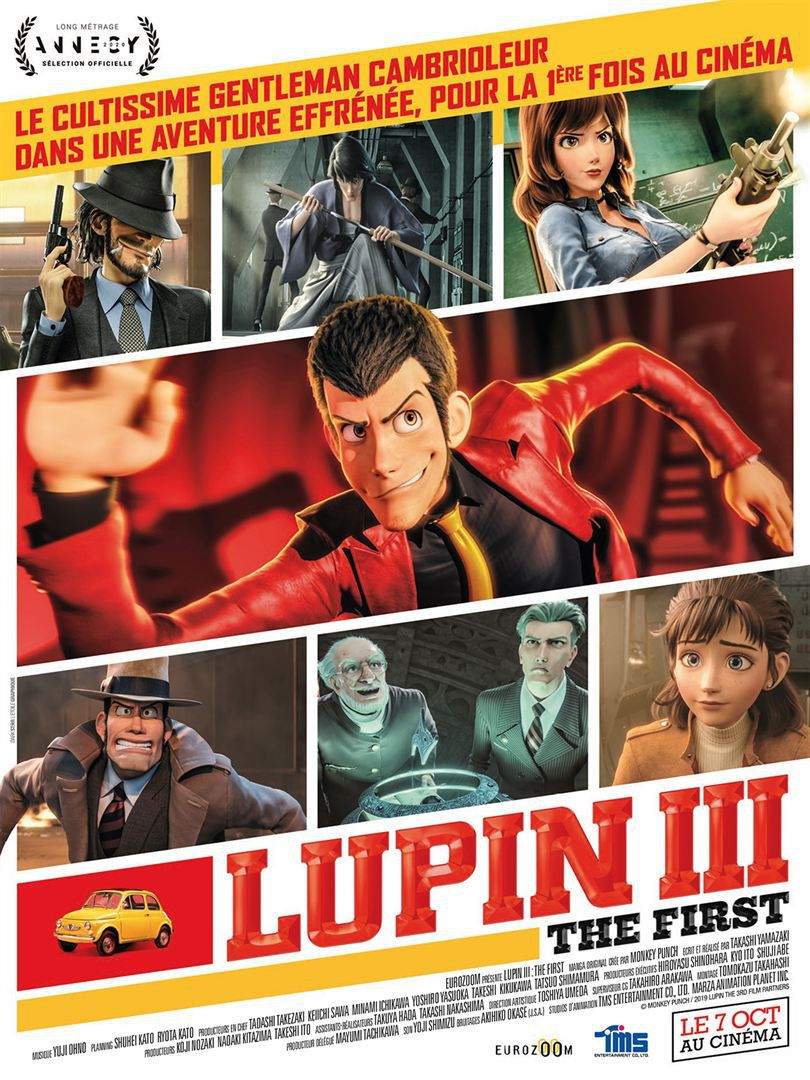 Lupin III The First_FR
