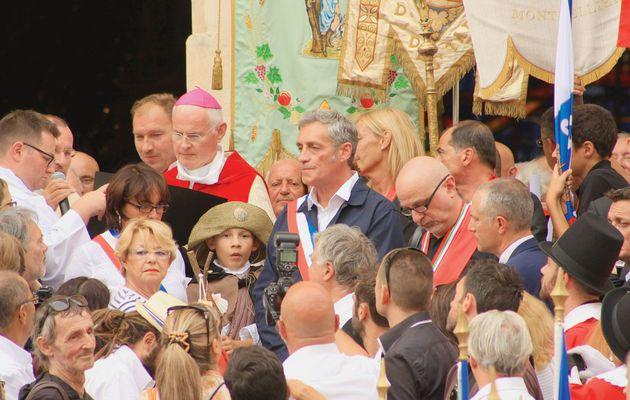 A Montpellier, la ville s'empare de saint Roch