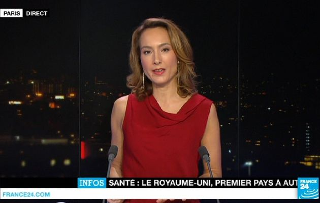 📸 STEPHANIE ANTOINE @StphAntoine pour PARIS DIRECT ce soir @France24_fr @FRANCE24 #vuesalatele