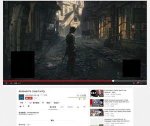 Jeux video: Nouvelle image pour Assassin's Creed Unity