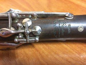 L'occasion bois du jour : Clarinette Sib Yamaha Custom