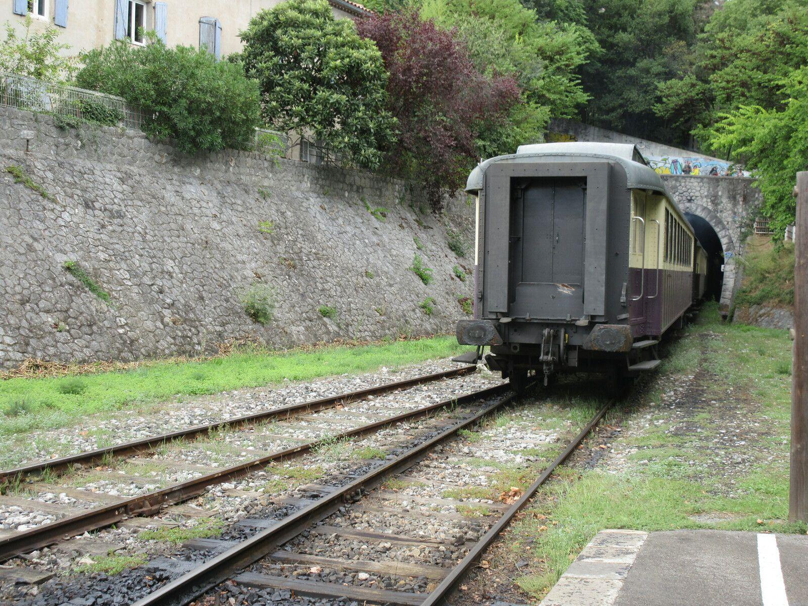 les 18 et 19 septembre 2021 avait lieu la 38ème édition des Journées européennes du patrimoine. Le patrimoine ferroviaire, témoin de l'histoire du rail dans notre pays était particulièrement mis à l'honneur