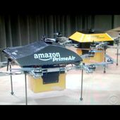 Drones - octopters - Delivery solutions - Amazon.com : process gets more mature month after month - OOKAWA Corp.