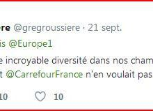 Carrefour: son marketing fait l'apologie de la délinquance!
