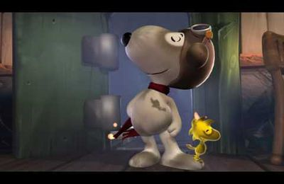 Snoopy: Flying Ace