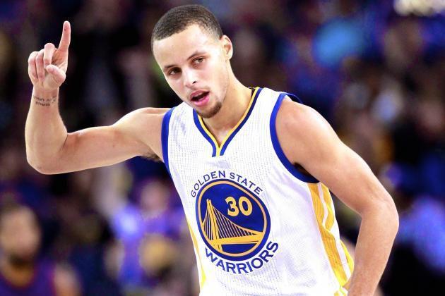 Curry a récemment signé un match à 51 points, dont 26 en un seul quart-temps, pour permettre à Golden State d'effacer un retard de 20 points