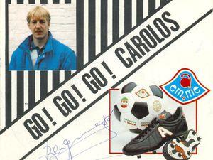 Didier Beugnies, un ancien footballeur qui deviendra chanteur le temps d'un 45 tours à la gloire du club de Charleroi