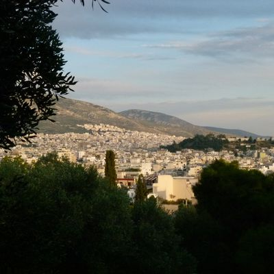 Grèce, 17 et 18 mai