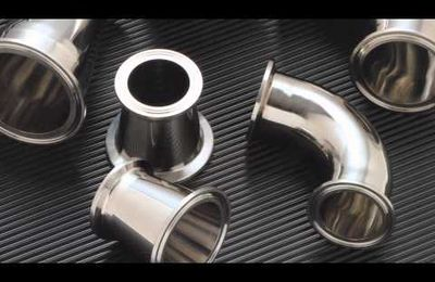 Which Type Of Steel Pipeline Fittings Used For Attaching API 5L Line Pipeline?