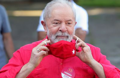 Lula cite en exemple le Parti communiste chinois
