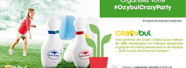[Concours] Oxybul éveil et jeux : avec CrazyBul, êtes-vous prêt(e) à relever le défi ? (jusqu'au 19 juin inclus)