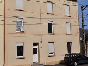 N° 24 et N° 26 rue saint Jean à Algrange - Habitations