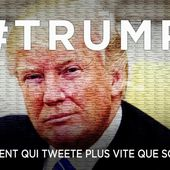 Trump, le Président qui tweete plus vite que son ombre : document inédit le 18 octobre. - Leblogtvnews.com