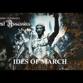 Mike LePond's Silent Assassins - Ides of March (Official Lyric Video)
