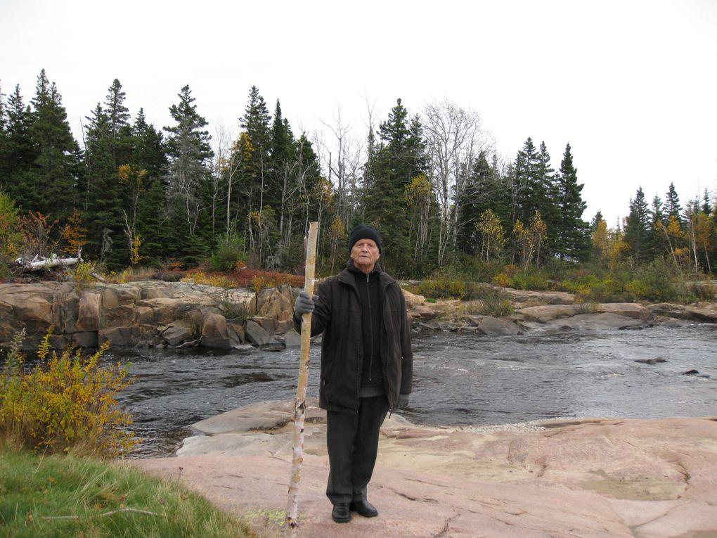Images des voyages au Québec, avec Philippe Avron... ©JGCarasso