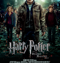 Harry Potter and the Deathly Hollows - Part 1