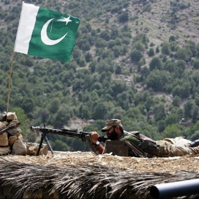 Pakistani Army (we are with you)