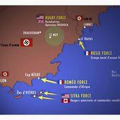 SECONDE GUERRE MONDIALE : 77ème anniversaire du débarquement de Provence (15 août 1944)
