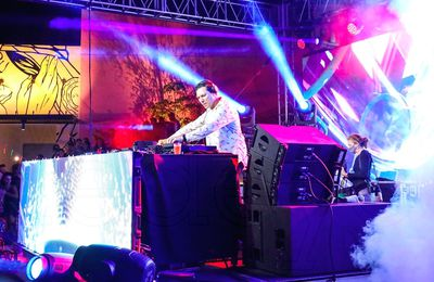 Tiësto photos, vidéo | The Oasis | Miami, FL - may 07, 2021