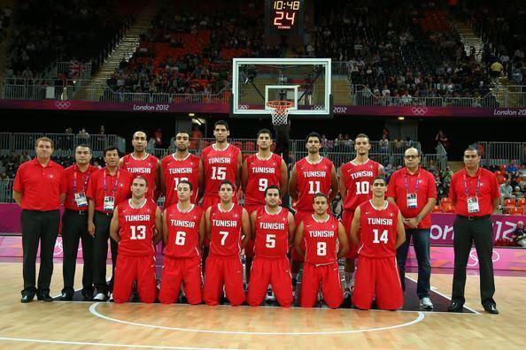 La Tunisie vise le titre continental pour participer aux Jeux Olympiques de Rio