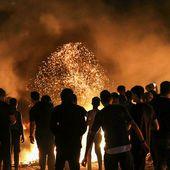 Raids israéliens sur Gaza après des lancers de ballons incendiaires
