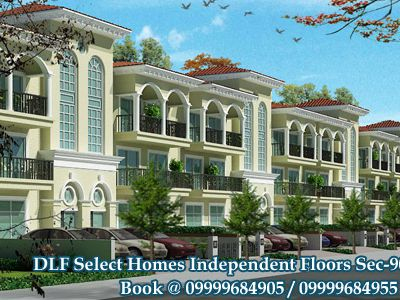dlf seclect homes @ 09999684905 @ DLF new project