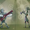 Des robots zicos