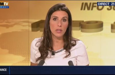 2014 01 08 - NATHALIE LEVY - BFM TV - INFO 360
