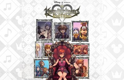 Avis : Kingdom hearts melody of memory