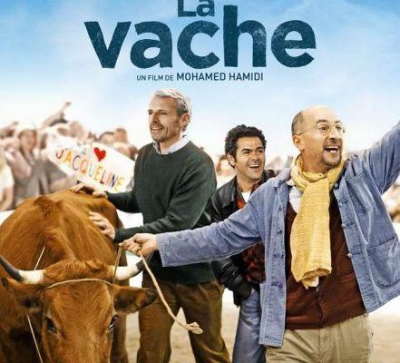 La Vache : un road movie champêtre entre Algérie et France!