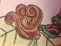 Petit vide bloguesque, pt 2,5(/3): Plus de dessins (twist !)