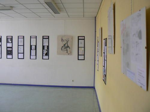 Carrefour du 9ème Art : L'Expo (1/5)