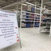 """Les premières images du nouveau concept Carrefour """"Essentiel"""" à Avignon"""