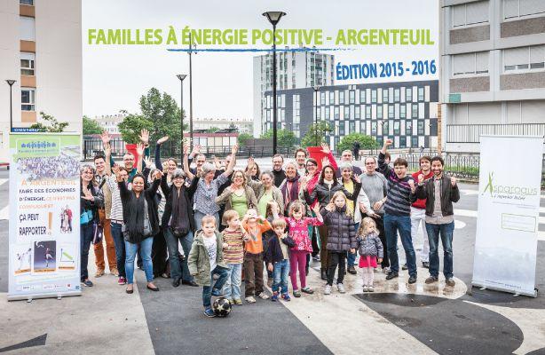 Remise des prix du Défi Familles à énergie positive