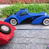 BUGATTI 57S ATALANTE DECOUVRABLE SOLIDO 1/43 - car-collector.net