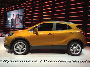 L'Opel Mokka X disponible pour 20 950€!