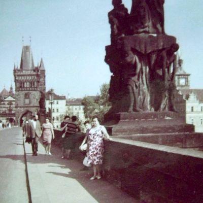 Vacances 1964 : Tchécoslovaquie