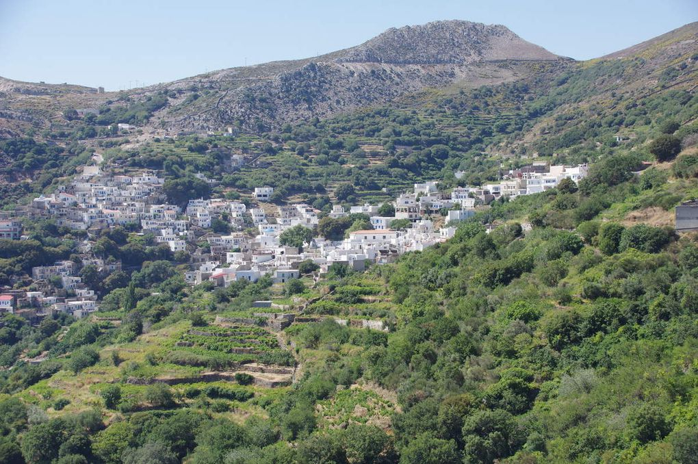 Les Villages de Naxos