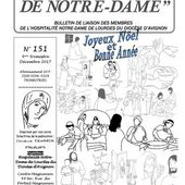 Courrier de ND n°151
