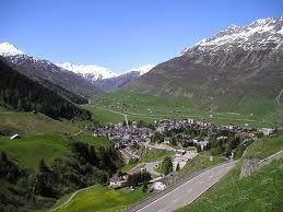 Eastern Switzerland or German Switzerland