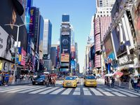Time Square le jour.....
