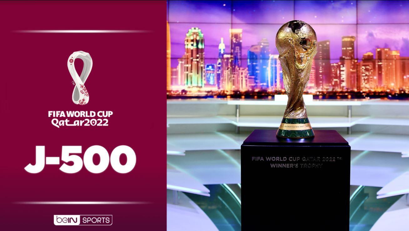 En route vers la Coupe du Monde Qatar 2022 avec beIN SPORTS, diffuseur officiel de la compétition