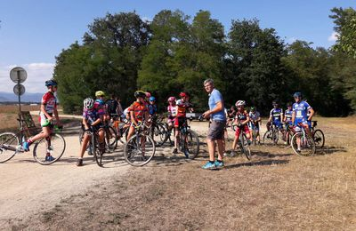 15 Septembre - Stage CYCLO CROSS